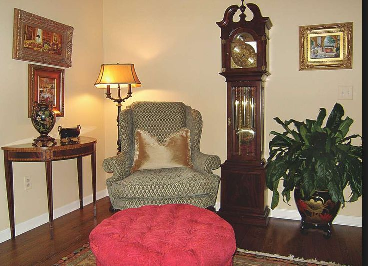 1 0 4 Mrs Jenkins Living Room Please Replace The Red Foot Rest With The Cof