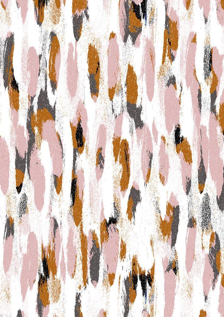 pattern by Minakani #animal print #minakani