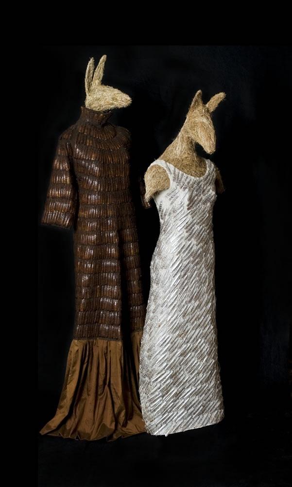 Kangaroo Couple Nalda Searles