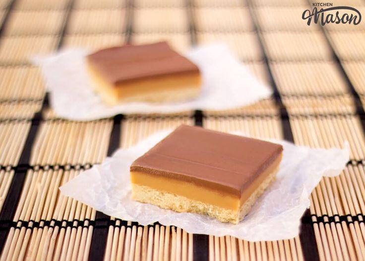 Millionaire's Shortbread   Easy Dessert Recipes   Easy Caramel Recipes