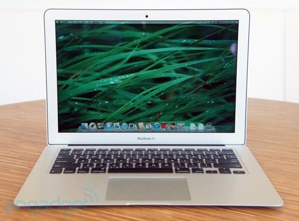 MacBook Air review 11 inch, mid 2012