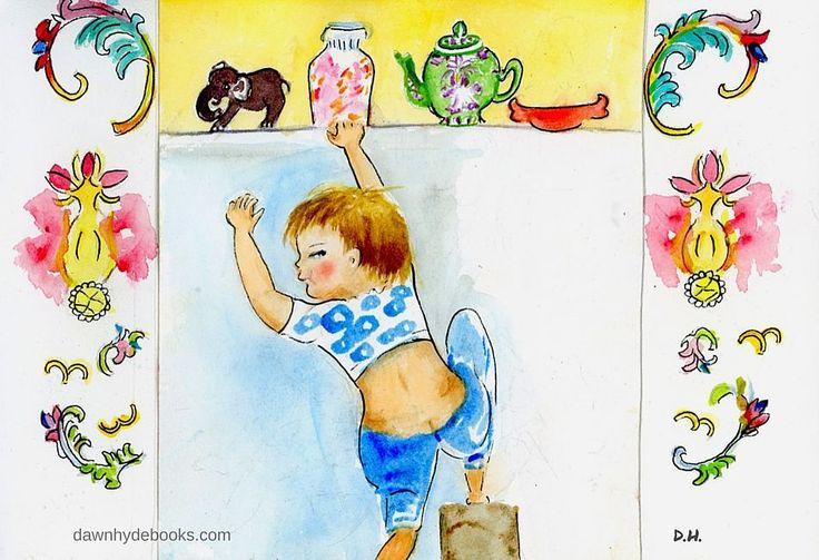 Montessori Education For A 2yo