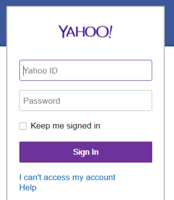 Yahoo Mail Login And Yahoo Account Recovery Tecrada Com Mail Login Mail Yahoo Email Application