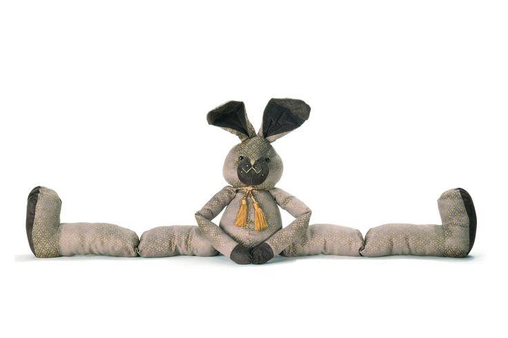 Dora Designs - Jack Rabbit - The Traditional Range - Draught Excluder