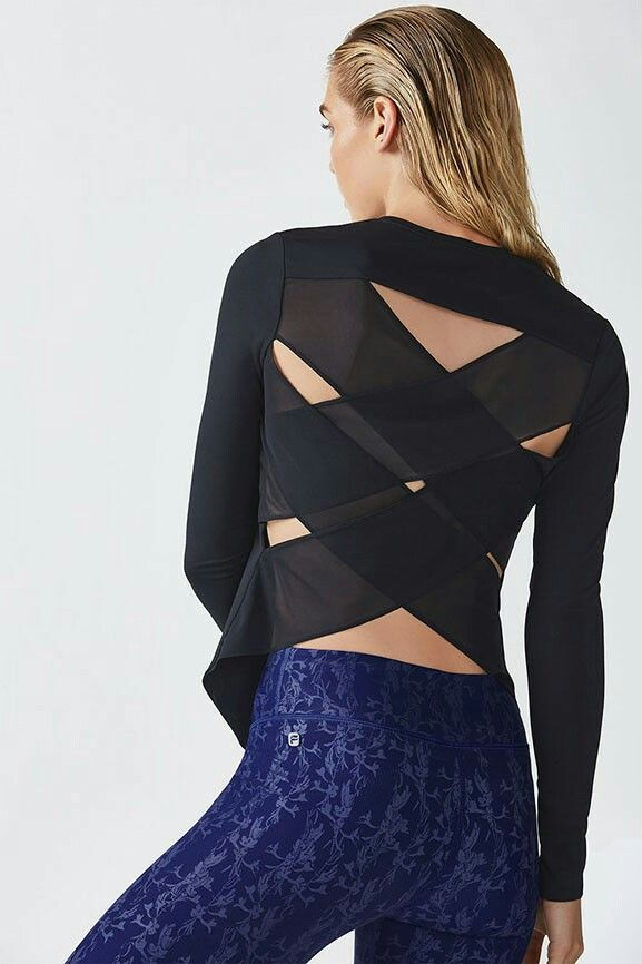 Sasha Top Fabletics.Wouldnt say no to this and be shameless and wear my active wear 24 7.Not to be a fashion victim but just because its bloody gorgeous and sexy and comfortable. - Fitness Women's active - http://amzn.to/2i5XvJV