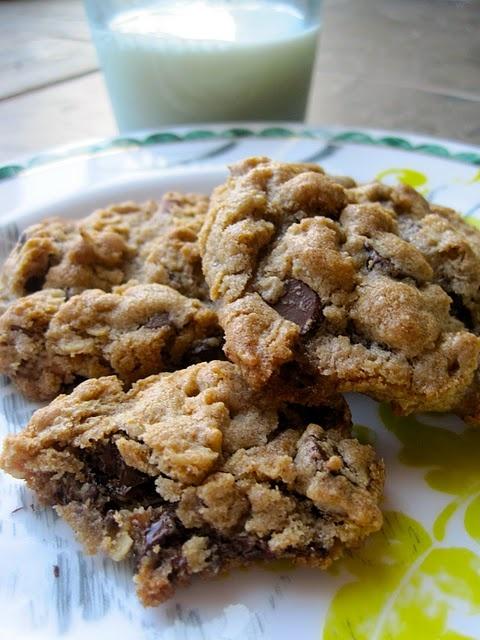 Skinny girl cowboy cookies