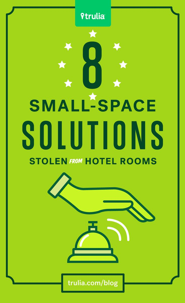 small space living 8 ideas stolen from hotel rooms life at home