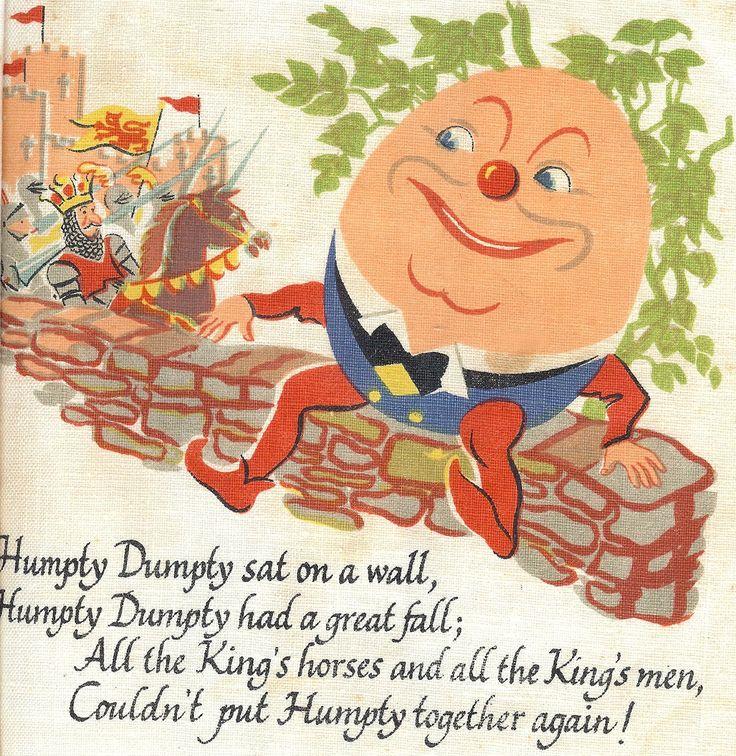 The 177 best Humpty Dumpty images on Pinterest | Humpty dumpty ...