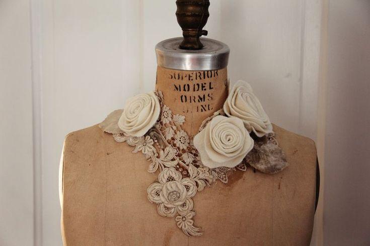 Felt Flowers~ An Online Tutorial - Pretty Petals