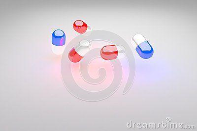 #3d #pills #medicine