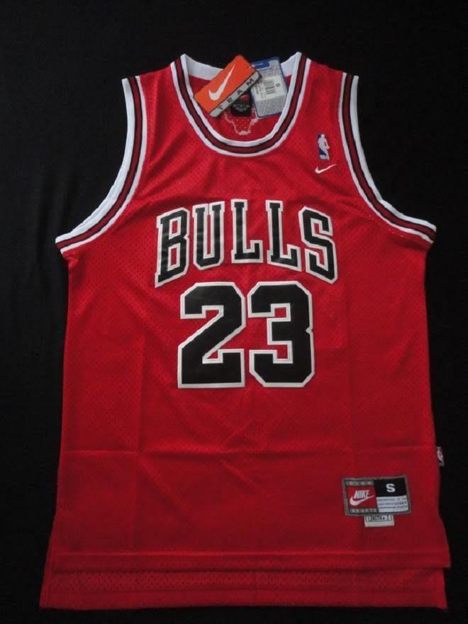 989341b953c Michael Jordan #Chicago Bulls #23 Classic | Apparel | Nba swingman jersey, Retro  nba jerseys, Jordan jersey