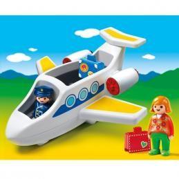Playmobil 123 Personal Jet