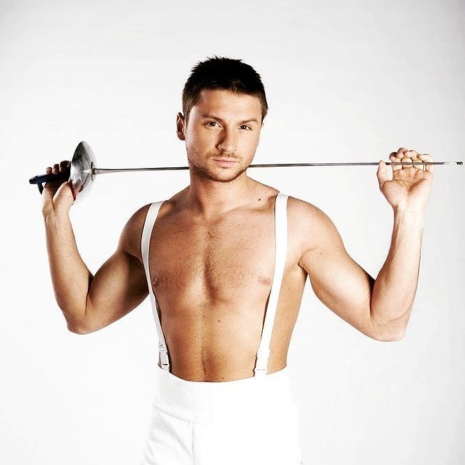 Sergey Lazarev love to pose shirtless an we love what he love! #Eurovision #Hot #sexy #russia #ComeTogether #music