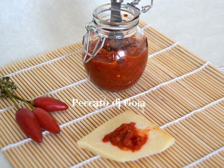 Marmellata di peperoncini piccanti, ricetta tipica calabrese