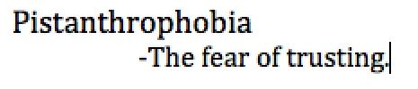 is there any medication to cure this terrible fear?!  perhaps, some super duper xanax??? = )