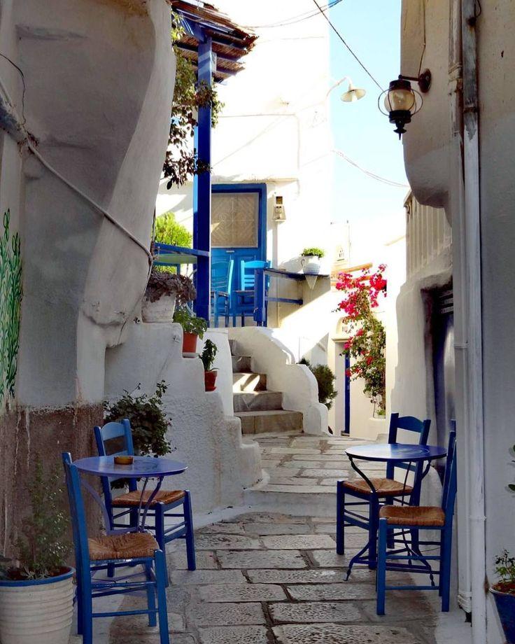 "cyclades-islands: "" Postcard from Tinos island (Τήνος) @cyclades-islands ⚪ Photo : https://www.instagram.com/p/Be6JOC8ndmL/ """