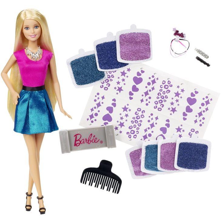 Игровой набор Barbie Блестящие волосы | Barbie.Ru | Барби в России