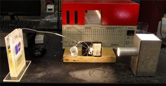 Eletrônica Alvorada : Célula fotossintética transforma CO2 e luz solar e...