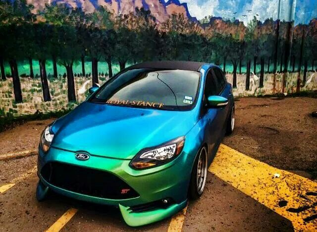 Do you like this colour? FORD FOCUS ST & 155 best Ford Focus images on Pinterest | Ford focus Ford rs and ... markmcfarlin.com