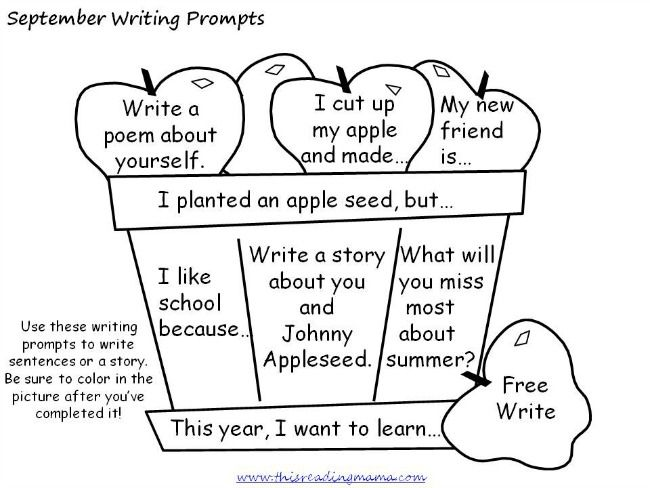 visual prompts for writing There are many types of handwriting programs, papers and videos available to help children with visual prompts for proper letter formation regardless of the handwriting program used, some visual prompts used for teaching handwriting include: alphabet strip or wall cards to copy proper formation.