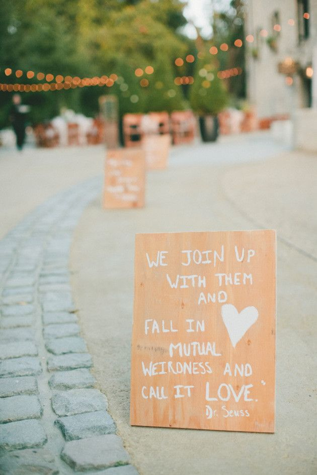 443 Mejores Imgenes Sobre Wedding Signs En Pinterest