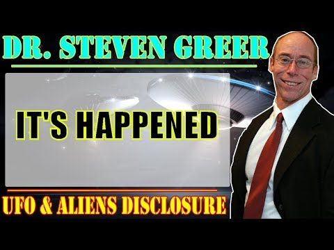 Steven Greer - Witness Testimony | ALIENS CONTACT (NEW DISCLOSURE 2017) - YouTube