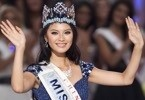 Miss China becomes Miss World  Yu Wenxia was crowned Miss World 2012. The 23-year-old music student from China edged out Sophie Elizabeth Moulds of Wales and Jessica Michelle Kahawaty of Australia for the title.-->Can the spectacle meaning be any less obvious?