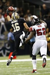Forecast: The Saints officially own the Atlanta Falcons