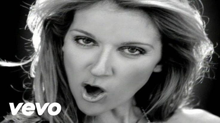 Céline Dion - I Drove All Night Video. I love listening to this while writing.