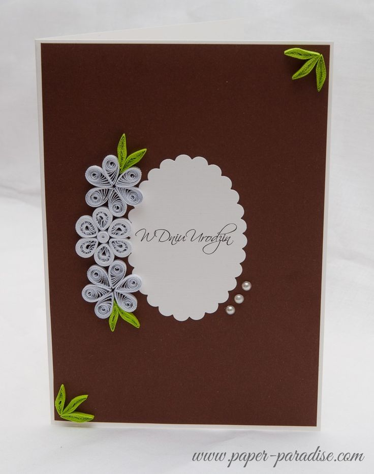 kartki ręcznie robione kartki urodzinowe ręcznie robione