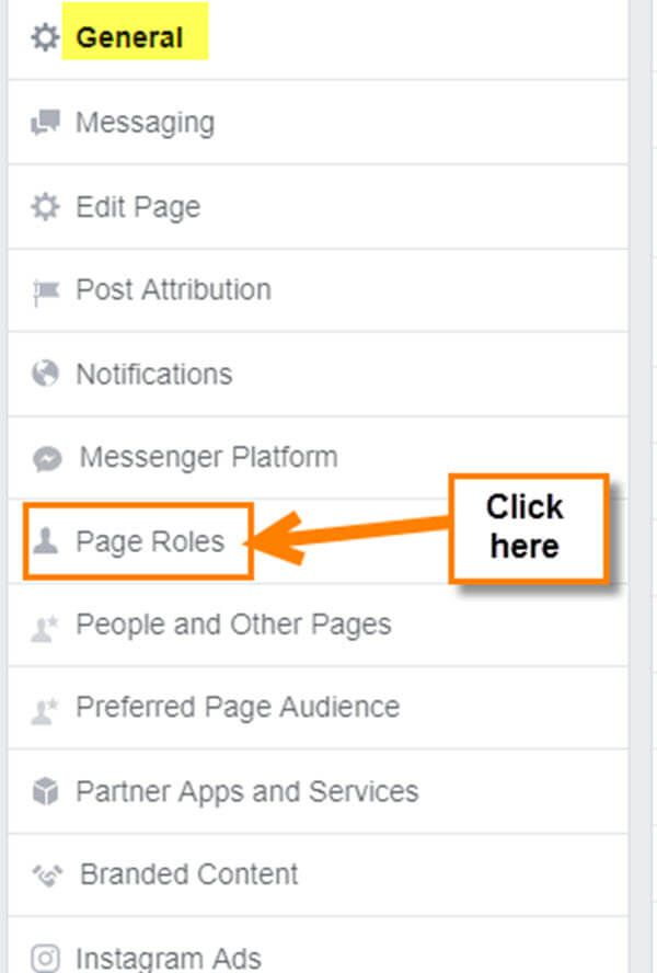 How To Remove Yourself As Admin On Facebook Page Instagram Ads
