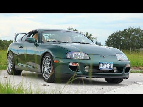 "The 700 HP Titan Motorsports Toyota Supra - TUNED - YouTube ""This is the way to do a supra"""