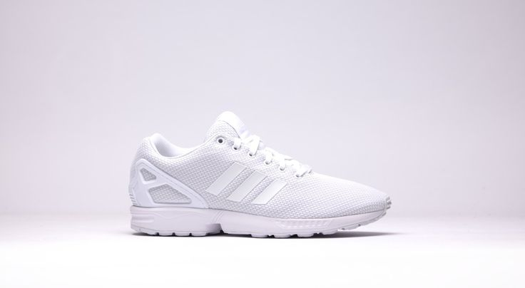 """ZX Flux """"All White"""" 