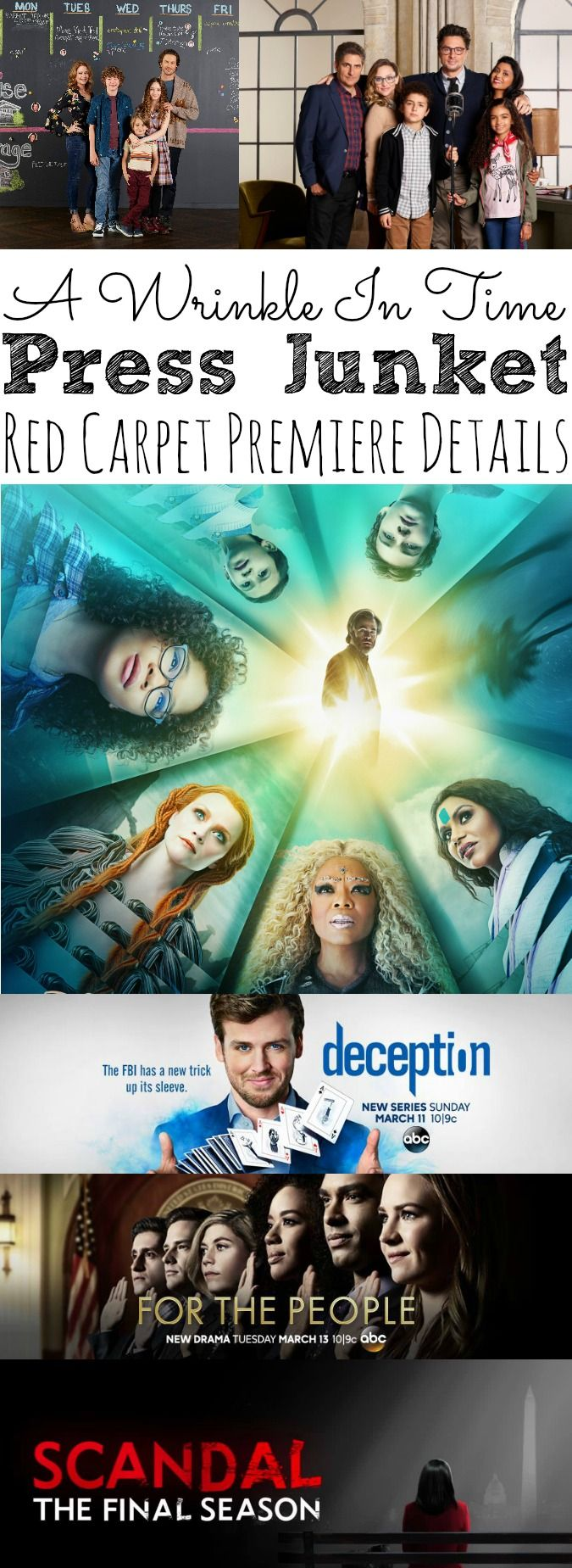 Finding The Tesseract In A Wrinkle In Time Movie Press Junket. Check out all the details for my upcoming A Wrinkle In Time Movie Event - simplytodaylife.com