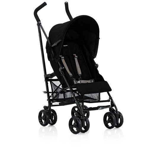 Easy Access to Both Babies Life with two babies can seem overwhelming at times. We want to help make it a little easier. The Twin Roo+ gives easy access to both babies in a convenient and practical infant car seat frame stroller.