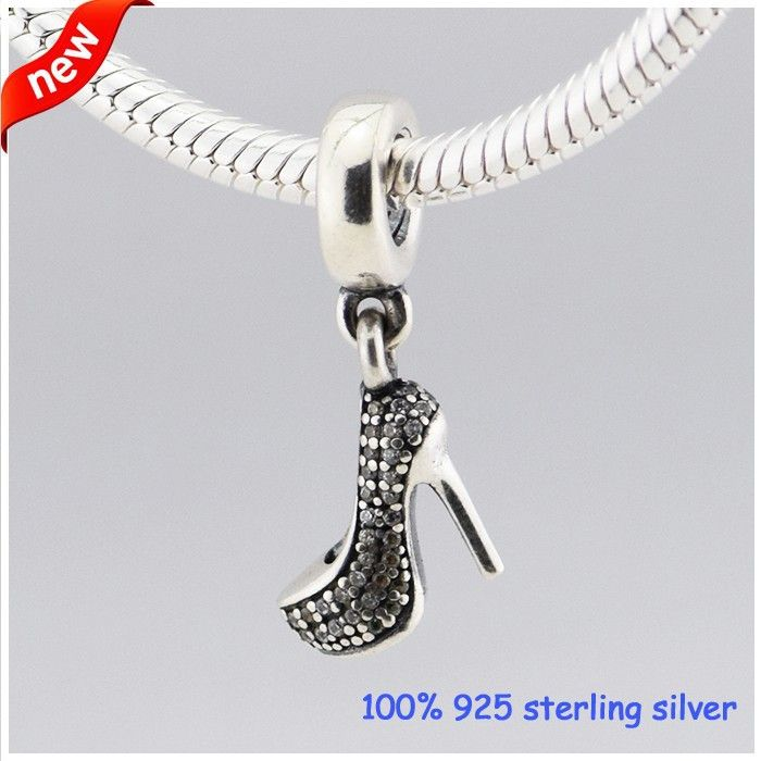 Cheap charm feet, Buy Quality charm kit directly from China shoes skateboard Suppliers:     Fits Pandora Charms Bracelet 925 Sterling Silver Primrose Bead with Pink Enamal Women Charm DIY Jewelry Free S