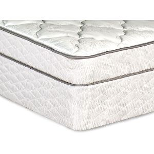 Queen mattress and box springs for guest bedroom