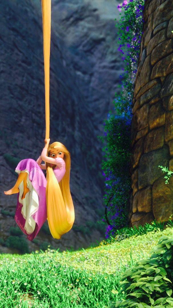 Rapunzel phone wallpaper | Fondo de pantalla, Rapunzel | @dgiiirls