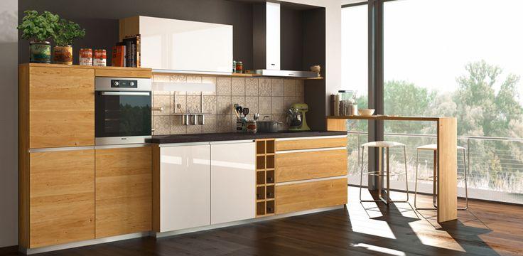 9 besten Ideen für die Küche Bilder auf Pinterest Küchen ideen - nobilia küchen fronten preise