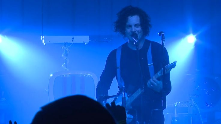 June 9, 2014 Jack White celebrated the release of his latest solo album, Lazaretto with this live concert, at the historic Fonda Theater in Hollywood, Calif.
