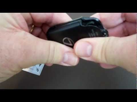 change the battery in your lexus key fob car key battery. Black Bedroom Furniture Sets. Home Design Ideas