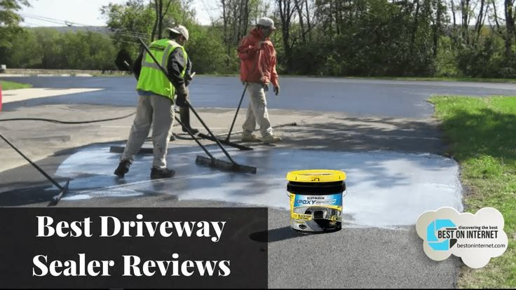 Best Driveway Sealer Reviews of 2017 Best Driveway Sealer Reviews of 2017 You can buy Best Driveway Sealer Reviews from below Amazon link: 1. Rubberseal Liquid Rubber Protective Coating http://amzn.to/2lMIrCy 2. DryWay Water-Repellent Concrete Sealer http://amzn.to/2mup2uu 3. Armor SX5000 penetrating sealer http://amzn.to/2mVxLmX 4. Rainguard Microseal clear penetrating sealer http://amzn.to/2mcW6pQ 5. RUST-OLEUM 247471 Epoxy Blacktop Coating http://amzn.to/2luPO6d 6. Henry Company HE200411…