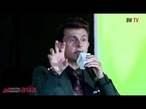 Social media can empower & equalise: Sonu Nigam - YouTube