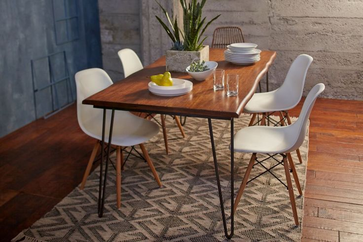 Shop the Look: Retro Revival. A fresh take on mid-century modern. >> #WorldMarket Dining & Entertaining