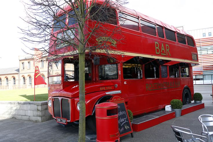 Spring Market presented by www.fabulousplaces.co.uk double decker bus, routemaster bus bar, food event