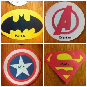 Check out these fantastic four door decs.