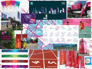 2012 Look dos jogos Jogos Olímpicos de Verão Londres-2012