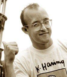 """""""Un muro è fatto per essere disegnato, un sabato sera per far baldoria e la vita è fatta per essere celebrata."""" (Keith Haring)"""