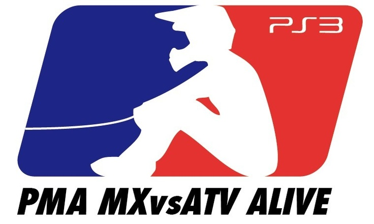Logo Design  MX vs ATV ALIVE PS3 Logo