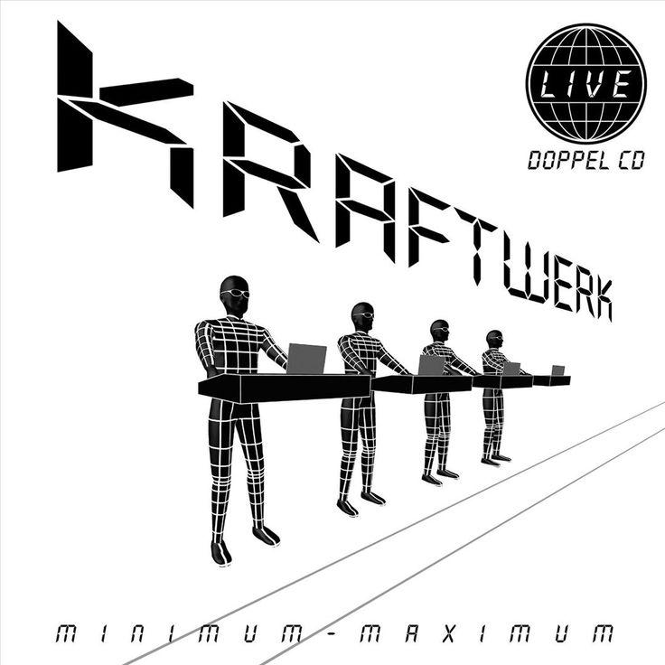 Minimum-Maximum - Kraftwerk   Songs, Reviews, Credits   AllMusic